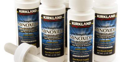 le minoxidil pour éviter la calvitie
