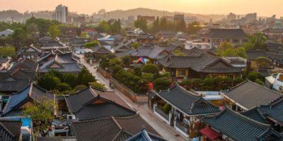 ville de coree du nord