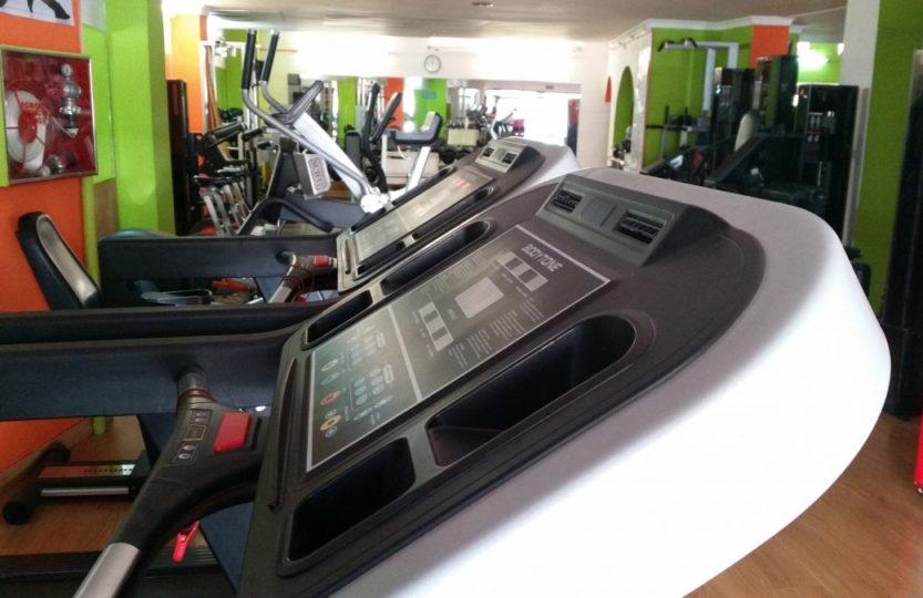 vélo elliptique salle sport