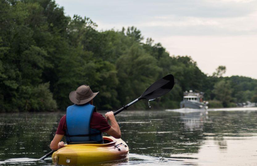 Le kayak et ses bienfaits