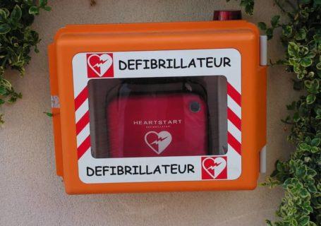 défibrillateur externe